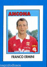 AIC Calciatori 1992-93 - Figurina-Sticker n. 8 - ERMINI - ANCONA -New