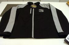Toronto Raptors NBA Basketball Jacket GIII Carl Banks Soft Shell Full Zip Large