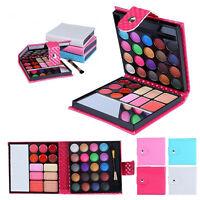 32 Farben Matte& Shimmer Lidschatten Creme Lidschatten Make-up-Palette Set