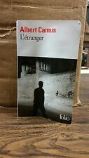 HardCover - L'Etranger by Albert Camus [French Edition] - J44