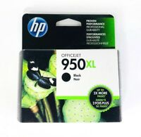 HP Genuine 950XL Black Ink OFFICEJET PRO 8600 8610 8620 8625 8630 NEW (NO Box)