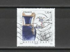 FRANCE 2018 CAREERS IN ART - CERAMIST COMP. SET OF 1 STAMP FINE USED CONDITION