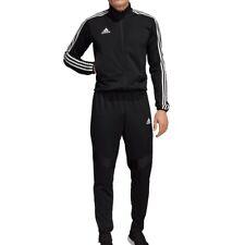 adidas Performance Tiro 19 Overall schwarz/weiß - Herren Trainingsanzug D95926