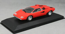 Minichamps Maxichamps Lamborghini Countach in Red 1970 940103101 1/43 NEW