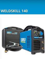 Cigweld Weldskill Inverter Welder 140 Amp W1008140