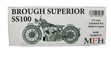Model Factory Hiro 1/9 fulldetail Kit: Brough Superior SS100 K485