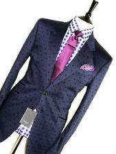Viscose Slim Suits & Tailoring for Men