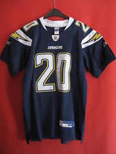 Soccer Jersey American Chargers San Diego Antoine Cason USA Shirt - 48