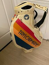 New listing 2021 Taylormade US Open Torrey Pines Staff Bag **LAST ONE**