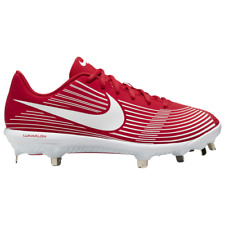 New listing Nike Women's Lunar Hyperdiamond 3 Pro Metal Red Softball Cleats Size 10.5 AO7918