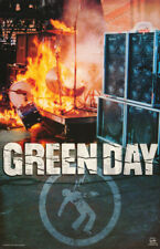 POSTER : MUSIC : GREEN DAY - STAGE ON FIRE -  FREE SHIPPING !  #3514  LC30 i
