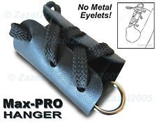 # 1 MALE MAX PRO HANGER Leather Lace-up {NO EYELETS} Enlarger Extender Stretcher