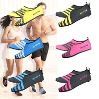 Slip on Men Women Surf Beach Water Aqua Socks Shoes Sport Yoga Swim Diving Pool