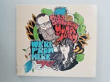 Miss Shevaughn & Yuma Wray We're From Here CD Pop Folk Alt w/River Made Me Do It