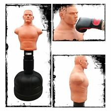 BodyRip Standing Punch Bag Heavy Man Body Dummy Kick Boxing MMA Exercise Torso