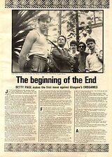 5/6/1982Pg25 Article & Pictures, Endgames (davy Rudden, Paul Wishart, Brian Mcge