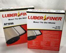 """Luber-Finer AF1696 Air Filter AF 1696 10"""" x 7"""" x 2"""" (LOT of 2)"""