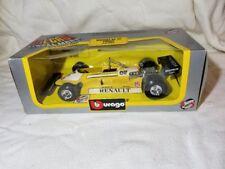 Burago 1/24 Scale Model Car Renault RE 30 #6103