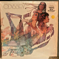 "ODYSSEY - Self Titled - 12"" Vinyl Record LP - EX"