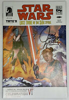 Star Wars Lost Tribe of the Sith #1 Tates Variant 1:1000 Celebration VI Signed