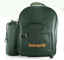 Timberland Picnic at Ascot Green Picnic Backpack Set For 4 -New - Please Read