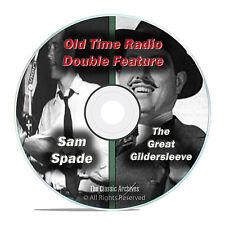 The Great Gildersleeve & Adventures of Sam Spade, 667 FULL SHOWS, OTR DVD F74