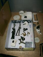 Nähmaschine  Quelle 1408-2 Privileg Ersatzteile Fuss Stichplatte Knopf #99