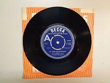 "NASHVILLE TEENS: All Along The Watchtower- Sun-Dog-U.K. 7"" 68 Decca F 12929 Demo"