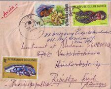 1968 Guinée lettre
