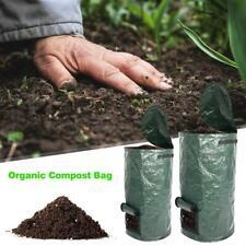 Abfall Bio-Kompostbeutel Garten Kompost Beutel Stoff Küche Pflanzgefäß de