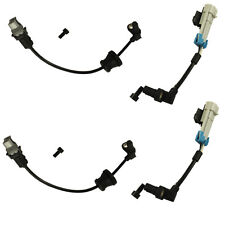4 PCS ABS Wheel Speed Sensor For Pontiac Chevrolet Equinox Captiva Saturn