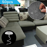 50pcs Upholstery Twist Pins Sofa Couch Chair Car Headliner Repair Drapery Crafts