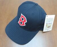 1946 - 1951 Boston Red Sox Baseball Fitted Hat Cap 7- 3/8 Cooperstown Collection