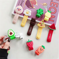 INS Cartoon fruit Cable Protector Data Line Cord Protector Protective Case