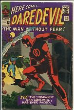 "DareDevil #10 ~ The Organization ""Strangest Foes He Has Faced""  ~ (Grade 4.0) WH"