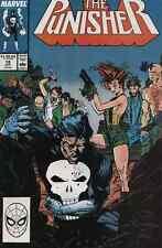 PUNISHER #12 NEAR MINT 1988 MARVEL COMICS GROUP