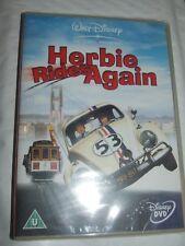 HERBIE RIDES AGAIN Stefanie Powers DVD NEW & SEALED Walt Disney
