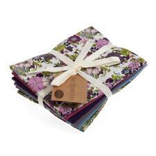 Fat Quarter Bundle: Cotton: 6 x 54cm x 45cm: Berry Floral