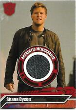 TRANSFORMERS Movie Costume SHANE DYSON - Limited To #/1135 VART JEANS PIECE
