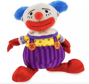 DISNEY Toy Story Chuckles the Clown Mini Bean Bag **NEW**