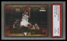 2003 LEBRON JAMES UPPER DECK REDEMPTION SEND-IN 1ST GRADED 10 ROOKIE CARD LAKERS