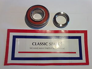FORD ANGLIA 105E AND 123E 1959 - 1966  REAR WHEEL BEARING KIT AND SPACER (JR800)