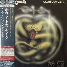 Come an' Get It by Whitesnake (SACD-SHM.jp),2010 mini LP UIGY-9056