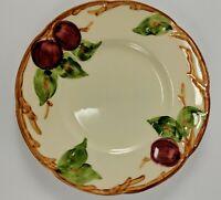 "Franciscan Gladding McBean APPLE Dessert Plate 6"" MCM Vintage 1950's"