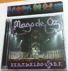 Mago De Oz - Barakaldo D.F ED PROMO IMPORTADA USA CD + DVD Warner 2.008