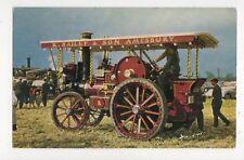 Garrett Showmans Tractor Postcard 647a
