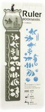 Book Friends Fishbowl Ruler Bookmark