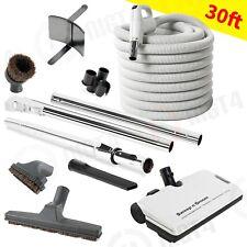 BEAM Central Vacuum Complete Electric Set 30' Hose Powerhead Nozzle Vac -NEW!!!!