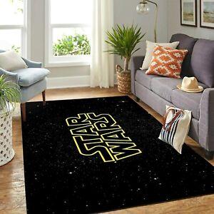 Star Wars Area Rug Living Room Carpet Local Brands - Home Decor - Bedroom Living