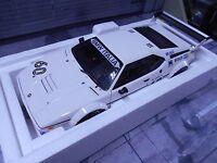 BMW M1 E26 Procar Racing 1979 #60 Elio de Angelis Italia Zolder Minichamps 1:18